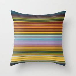 Trinity - Swipe #1 Throw Pillow