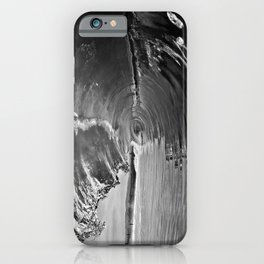 Down The Line @ The Wedge (B&W) iPhone Case