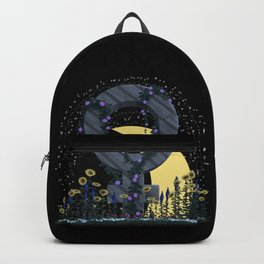 Gender Symbol - Moon Rise Backpack