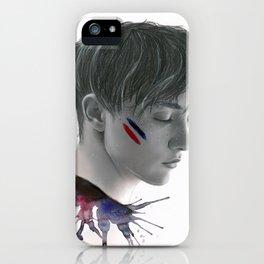 SKAM / DRUCK - Matteo Florenzi Pride Colors iPhone Case