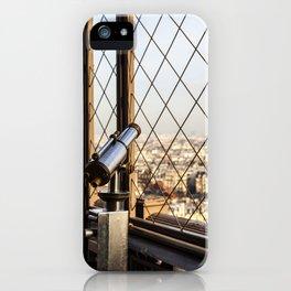 Distance All Around – Rundherum Ferne iPhone Case