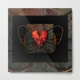 Elysium by Kathy Morton Stanion Metal Print