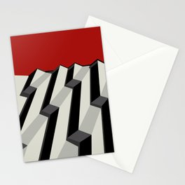 MARCHING Stationery Cards