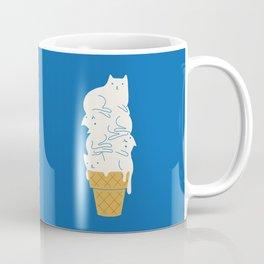 Cats Ice Cream Kaffeebecher