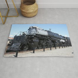 Union Pacific Big Boy Rug