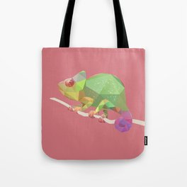 Chameleon. Tote Bag