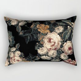 Midnight Garden XIV Rectangular Pillow