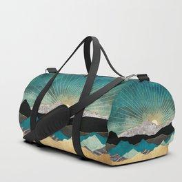 Peacock Vista Duffle Bag