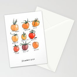 Summer 2020 Stationery Cards
