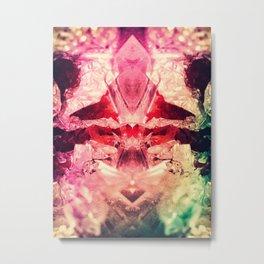 Inveterate Metal Print