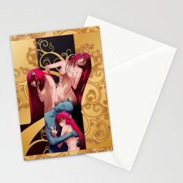 Elfen Lied - Lucy Stationery Cards