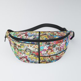 Nintendo Tribute Fanny Pack