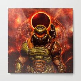Doom eternal Metal Print