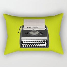 the perks of being wallflower Rectangular Pillow