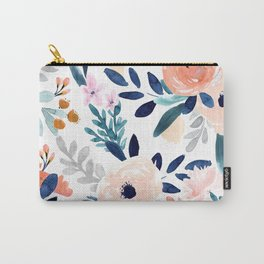 Jolene Floral Carry-All Pouch