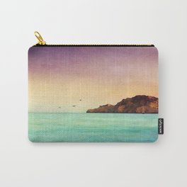 Glowing Mediterranean Carry-All Pouch