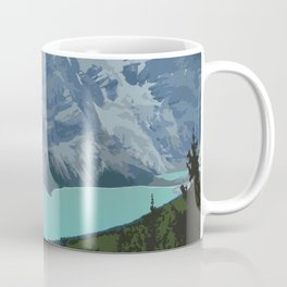 Mount Robson Provincial Park Coffee Mug