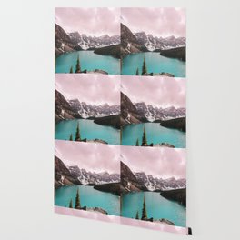 Moraine Lake Banff National Park Wallpaper