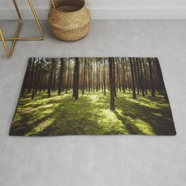 FOREST - Landscape and Nature Photography Rug