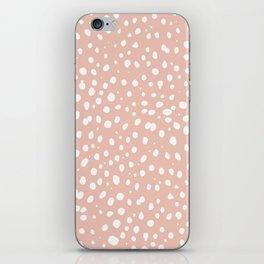 LEOPARD PINK iPhone Skin