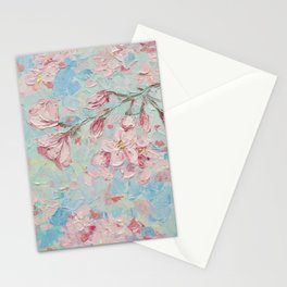 Yoshino Cherry Blossoms No. 2 Stationery Cards