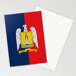 Flag of Valparaiso Stationery Cards