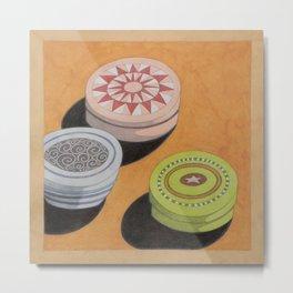 Small bowls n. 1 Metal Print