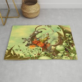 The Redemption Rug