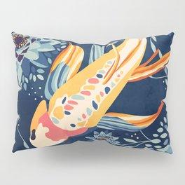 The Lotus Pond Pillow Sham