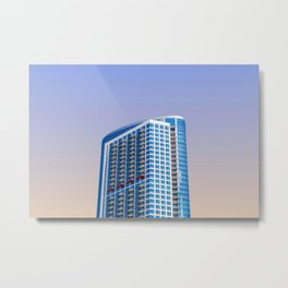 Chicago, Illinois VII Metal Print