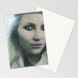"""VAMPLIFIED """"Asylum Nurse"""" Stationery Cards"""