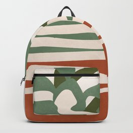 Every great story seems to begin with a snake.  Backpack