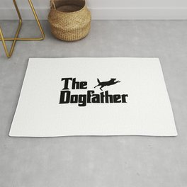 The DOG FATHER Rug