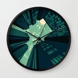 Solitary Dream Wall Clock