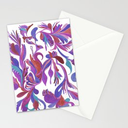 Lilac dream Stationery Cards