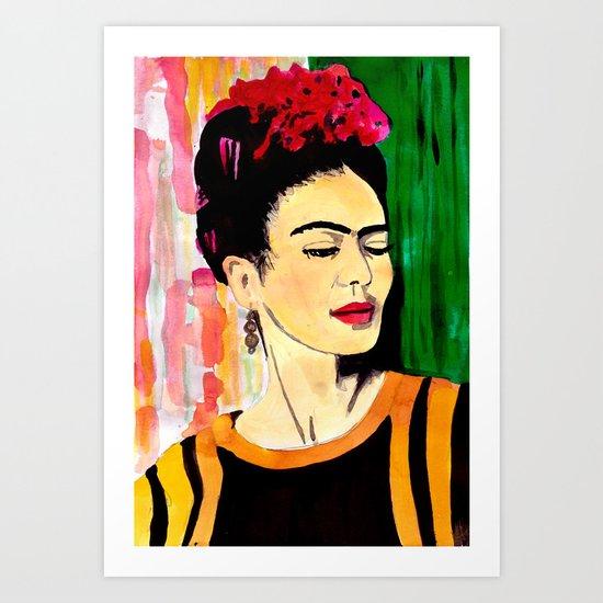 Frida by katsillustration