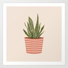 Plant Baby Art Print
