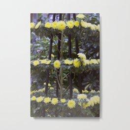Longwood Gardens Autumn Series 206 Metal Print