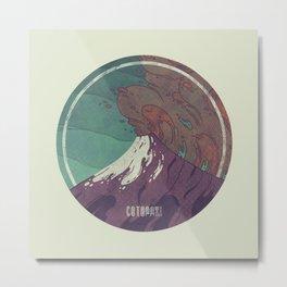Cotopaxi Metal Print