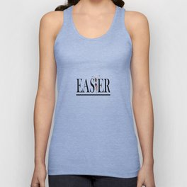 Christian and Gay Easter Unisex Tank Top
