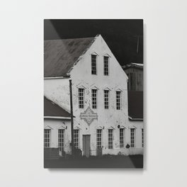 Little Icelandic Bakery Metal Print