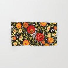 Shabby flowers #21 Hand & Bath Towel