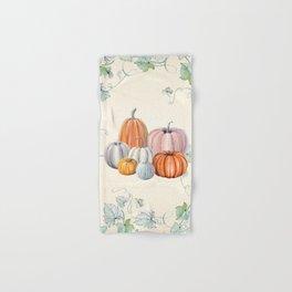 Pumpkin Patch Hand & Bath Towel