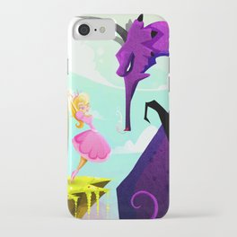 I Would Be A Slutty Princess iPhone Case