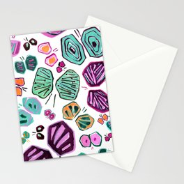 Butterflies are Free Stationery Cards