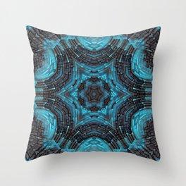 Techtrosis Throw Pillow