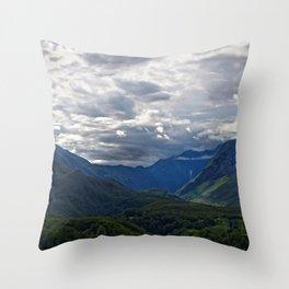 Slovenija 1 Throw Pillow