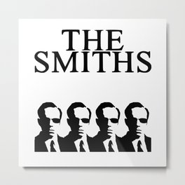 The Smiths Metal Print