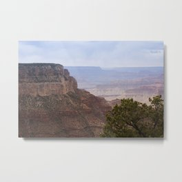 Grand Canyon Park landscape Metal Print
