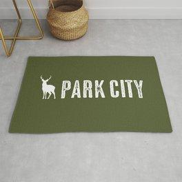 Utah: Park City Deer Rug